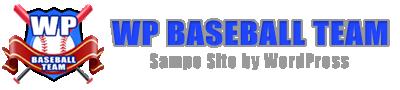 WP ベースボールクラブ | チーム&クラブ専門 ホームページ作成
